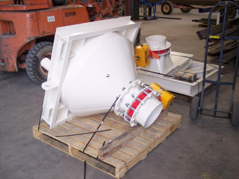 Dustweight Pod With Gates