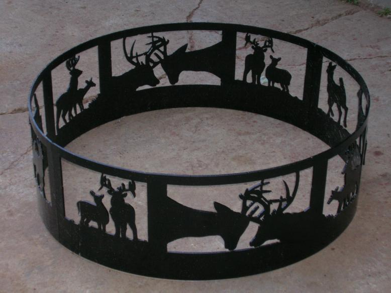 Deer Fire Ring 2