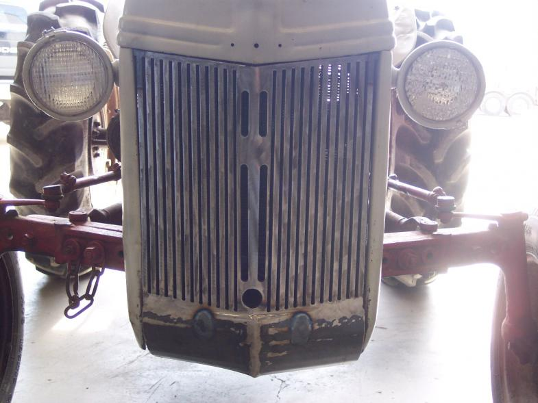 Replacment Grill for a Tractor